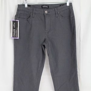 Buffalo David Bitton Stretch Skinny-Ankle Grazer